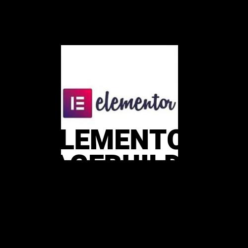 Icon of Elementor Pagebuilder